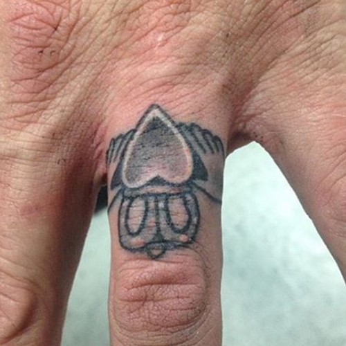 Claddagh Ring Pictures Tattoos