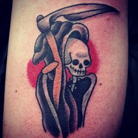 death skull tattoos
