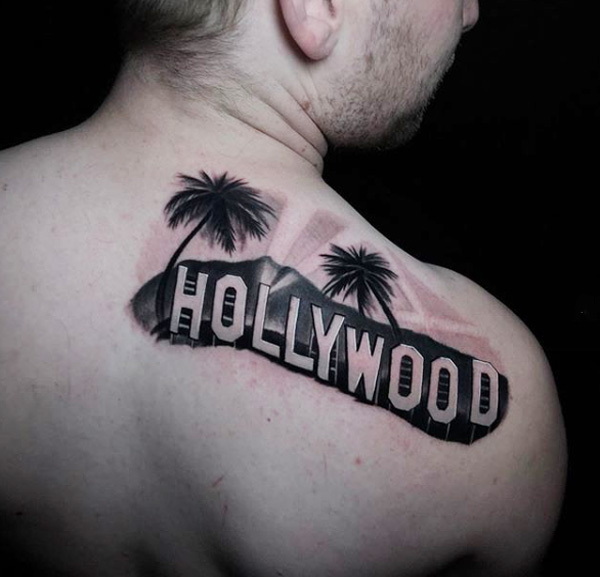 Hollywood Tattoo.
