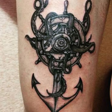 Anchor Nautical Tattoos