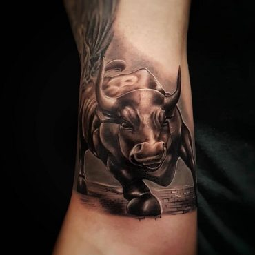 Big Bull Tattoos