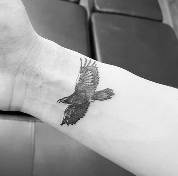 Crow Raven Tattoos,